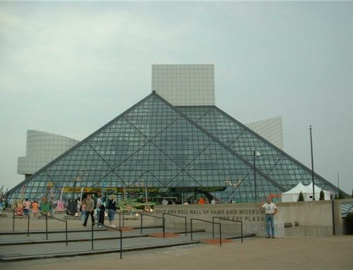 Rock & Roll Hall of Fame – Cleveland, OH